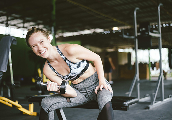Restoring Strength and Getting Back to CrossFit After Pregnancy